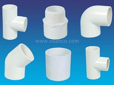 PVC compounds for Fittings and for various rigid injection moulding parts